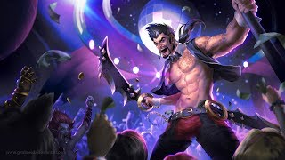 Welcome to the League of Draven!!