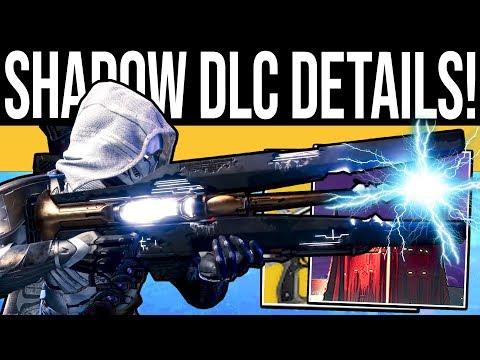 Destiny 2   SHADOWKEEP DETAILS & NEW EXOTICS! Eris Morn, Artifact Slot, New Abilities & Heavy Bows