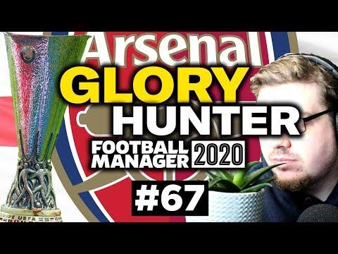 GLORY HUNTER FM20   #67   MAJOR PLANT UPDATE?!   Football Manager 2020