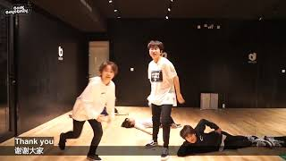 【ENG SUB】180417 BOY STORY《JUMP UP》2 Faster Ver.
