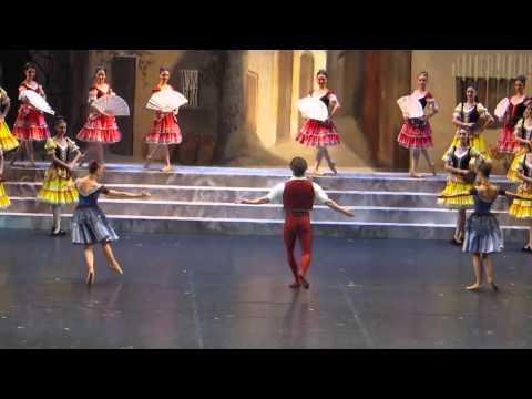 Sergei Polunin - Don Quixote [video3]
