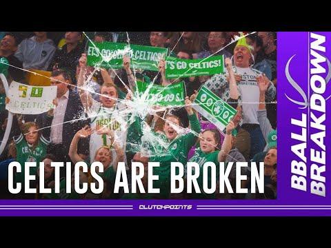 The Boston Celtics Are Broken