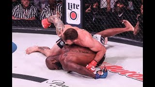 Bellator 199 Highlights:  Ryan Bader Knocks Out King Mo in 15 Seconds - MMA Fighting