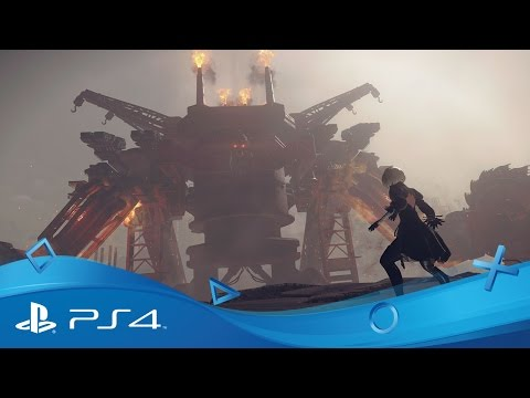 NieR: Automata | Wapen-trailer | PS4