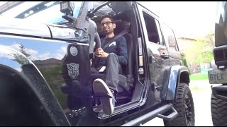 Summer JEEP WRANGLER Accessories, MUST HAVES!!!