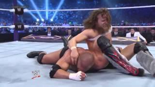 Daniel Bryan vs Triple H Wrestlemania 30 highlight