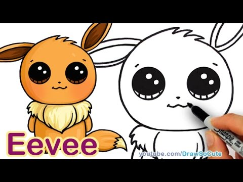How To Draw Baby Pikachu Easy Pictures To Draw Videomoviles Com