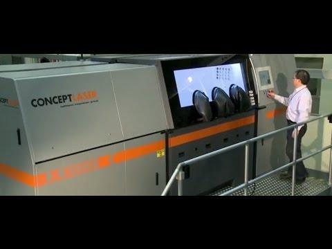 Additive Manufacturing: Aerojet Rocketdyne 3-D printing technology & application