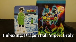 Unboxing: Dragon Ball Super: Broly