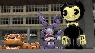 Bendy FNaF School of Animatronics (Full Series)