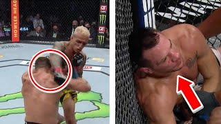 What ACTUALLY HAPPENED at UFC 262 Charles Oliveira Vs Michael Chandler Full Fight + Highlights Recap