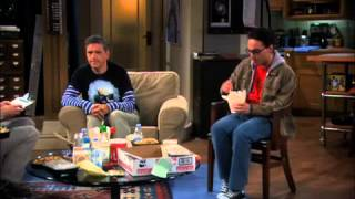 Craig Ferguson auditioning to replace Kaley Cuoco on The Big Bang Theory!