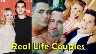 Real Life Couples of Teen Wolf