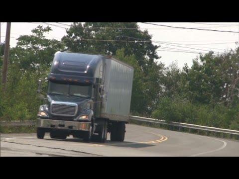 Trucking industry seeking jobless