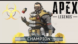 Apex Legends Scrub version: 1v3 Caustic for the win!