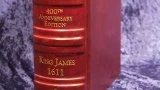 1611 King James Bible First Edition Facsimile Reproductions