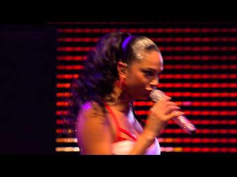 Alesha Dixon   Knockdown Radio 1 Big Weekend 2009