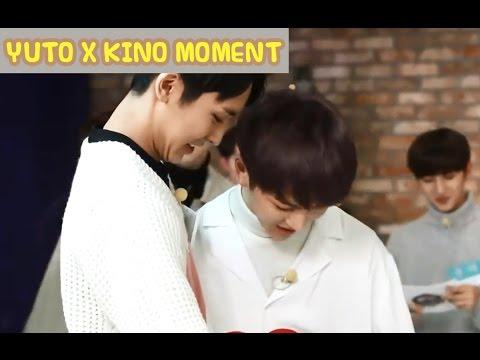 [ PENTAGON ] YUTO X KINO MOMENT ◡̈♡ #ยูคีน