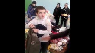 Гуманитарная помощь для жителей Временного (Дагестан)