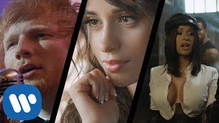 Ed Sheeran - South of the Border (feat. Camila Cabello & Cardi B) [Official Music Video]