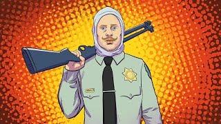 HAROLD AS A COP! | GTA 5 ROLEPLAY
