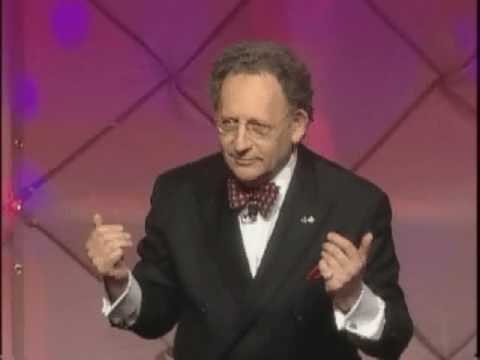 Conductor/Motivational Speaker Boris Brott Conducts Audience ...