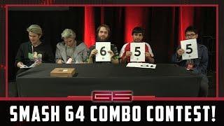 GENESIS 5 Smash 64 Combo Contest