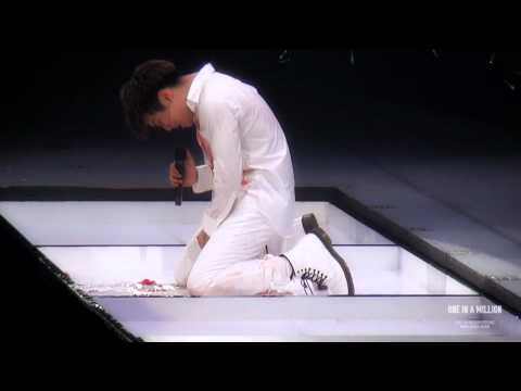 20120503 SHINEE ARENA TOUR IN NAGOYA - Jonghyun 혜야 (ONE IN A MILLION)