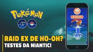 HO-OH EM RAID EX NO JAPÃO? | Pokémon GO Travel