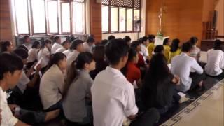 Linh mục Nguyễn Cao Siêu chia sẻ đề tài: Đức tin và Người trẻ