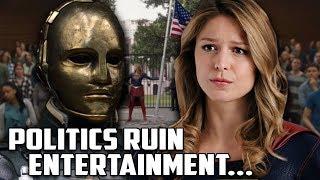 "Politics Ruin Entertainment! Supergirl 4x02 Review - ""Fallout"""