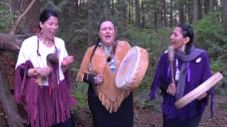 Iskwew Singers - Waniska (Cree Morning Song)