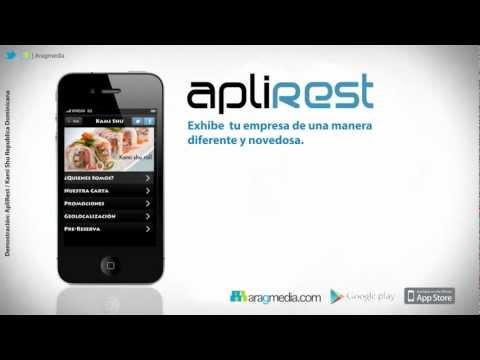 Aplicaciones móviles para restaurantes