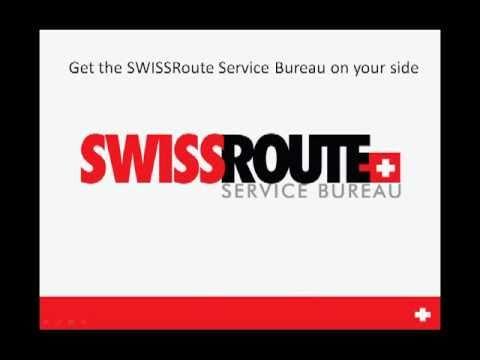 SWISSRoute Service Bureau Overview
