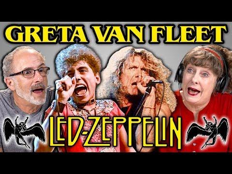 ELDERS REACT TO GRETA VAN FLEET (THE NEW LED ZEPPELIN?)