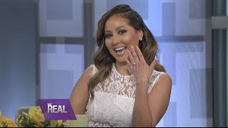 OMG, Adrienne's Getting Married!