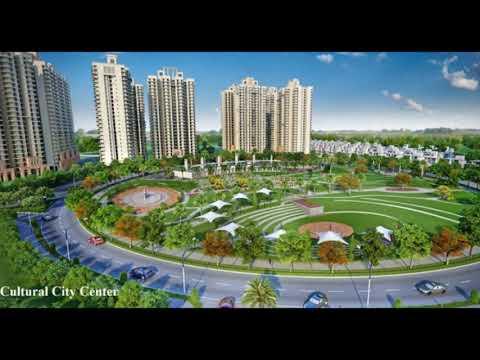 Gaur Yamuna City residential project