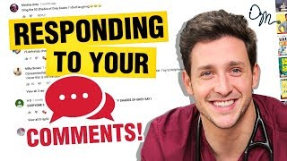 How Do I Lose Belly Fat?   Responding To Your Comments!   Doctor Mike