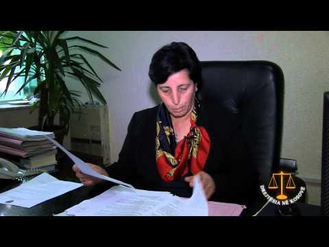 Emision Drejtesia ne Kosove: DREJTORI I DYSHIMTË I UJËSJELLËSIT