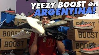 ¿Cómo conseguir las Adidas Yeezy Boost en Argentina?