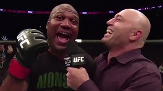 Funniest Post-Fight Interviews in MMA & Boxing