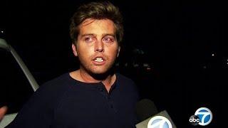 VIDEO: Thousand Oaks shooting: Stepdad, son recall terrifying moments gunfire erupted   ABC7