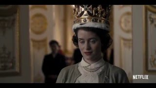 The Crown Sizzle (HD) Claire Foy