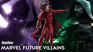 Marvel Supervillains We'd Love in MCU | SuperSuper