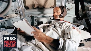 What Apollo 11 pilot Michael Collins feared most during critical NASA mission