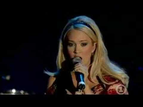 Heart and Carrie Underwood - Alone
