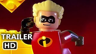 LEGO The Incredibles Official Trailer (2018)