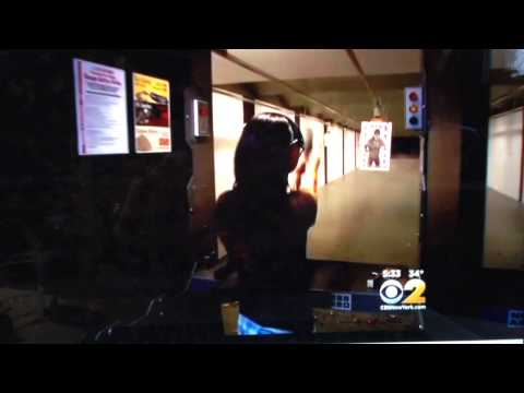 CBS news active shooter course