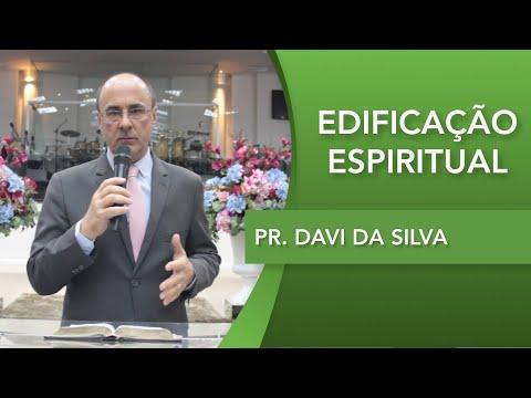 Pr. Davi da Silva   Tempo de buscar a Deus   Jeremias 29.13   31 03 2020