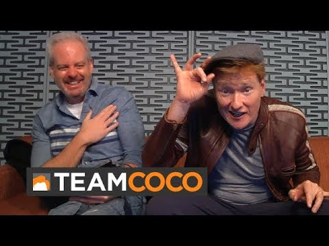 Conan Crashes Our First Mobile Game Live Stream